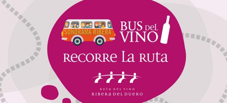 Bus del Vino Sonorama Ribera