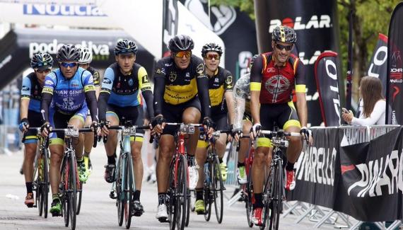Miguel Induráin, padrino de la Vuelta
